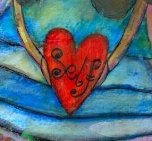 self-love-heart